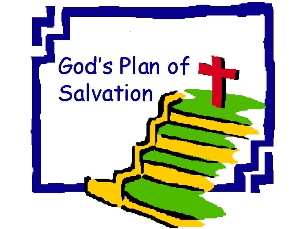 Free salvation clip art.