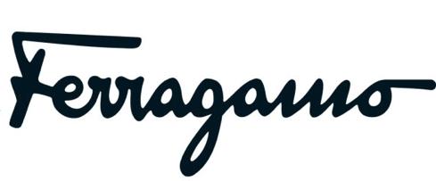 Salvatore Ferragamo Stickers (TWO) 4 in 2019.
