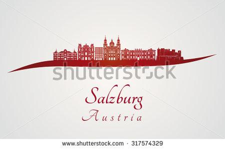 Salzburg clipart.