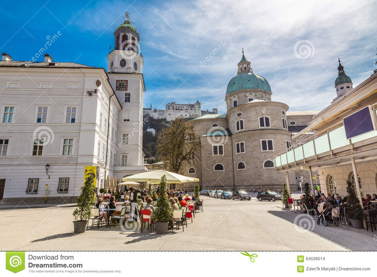 Cathedral,Fortress And Glockenspiel.