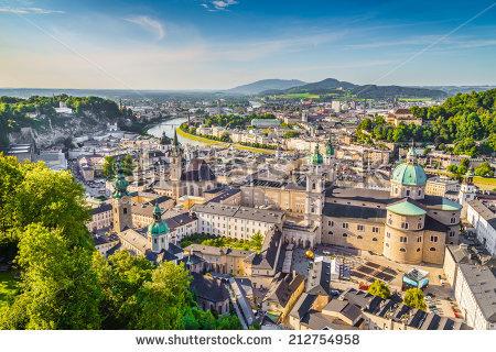 Salzburger Festspiele Stock Photos, Royalty.