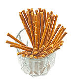 Stock Photo of Pretzel sticks k12101203.