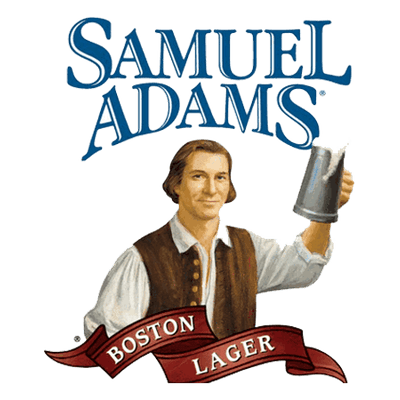 Samuel Adams Boston Lager Logo transparent PNG.