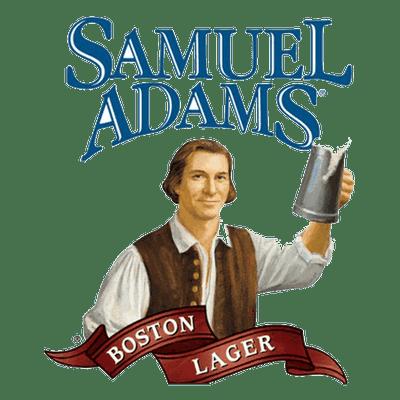 Samuel Adams Boston Lager Logo transparent PNG.