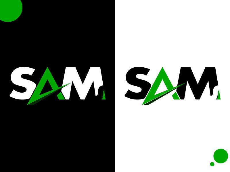 SAM\'s Logo by Fariz Elahi on Dribbble.