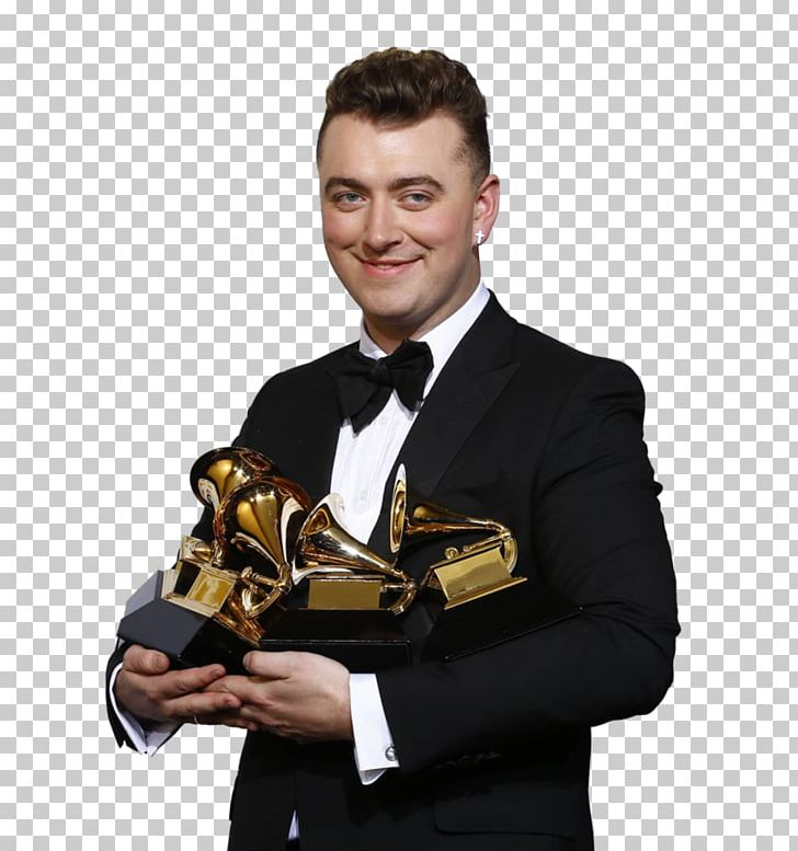 Sam Smith 57th Annual Grammy Awards Singer Musician PNG.