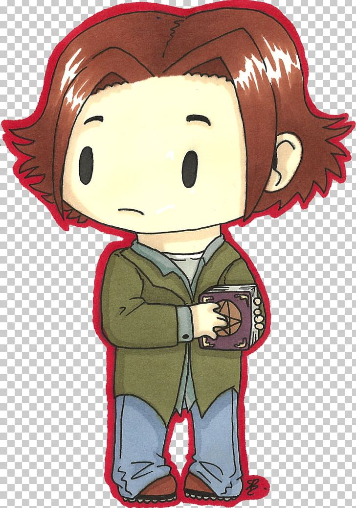 Sam Winchester Dean Winchester Cartoon Drawing PNG, Clipart.