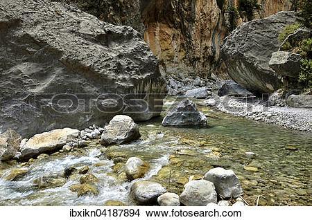 Samaria gorge clipart #18