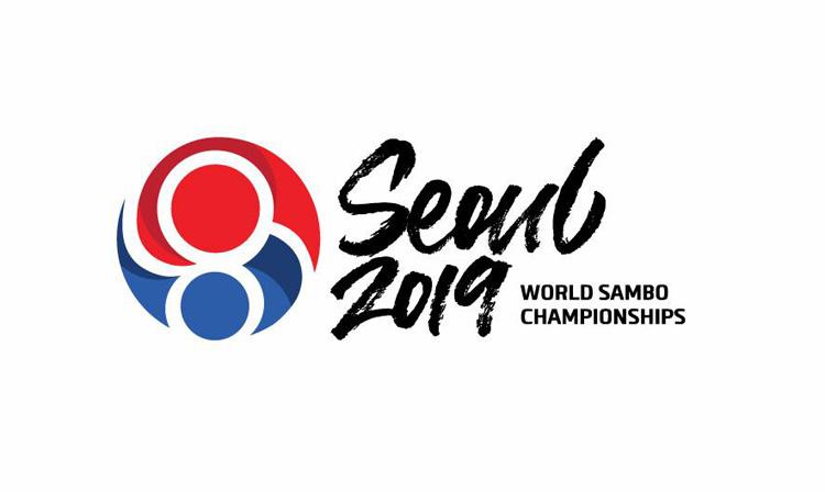 The logo of the World SAMBO Championships revealed.