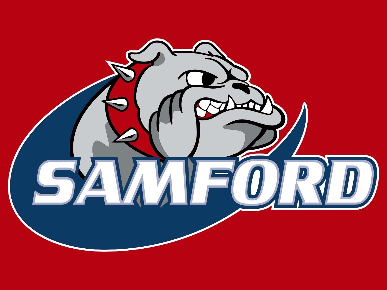 Samford Bulldogs.