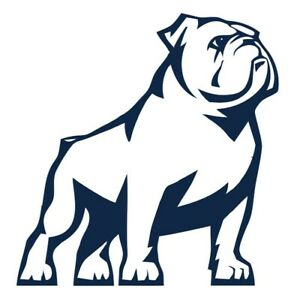 Details about ncaa0837 Samford Bulldogs logo Die Cut Vinyl Graphic Outline  Decal Sticker NCAA.