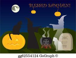 Samhain Clip Art.