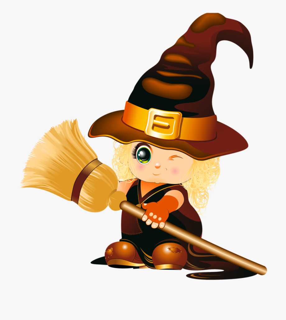 Samhain Halloween Cliparts.