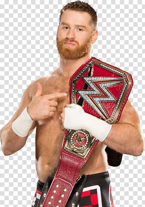 Sami Zayn Render transparent background PNG clipart.