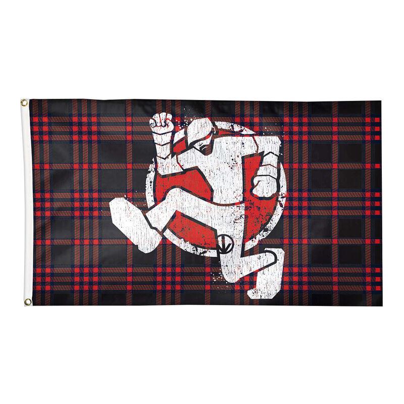 Sami Zayn 3 x 5 Logo Flag.