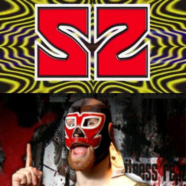 Sami Zayn\'s logo is El Generico\'s mask!.