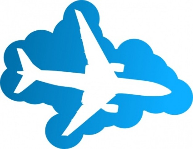 Clip Art Airplanes.