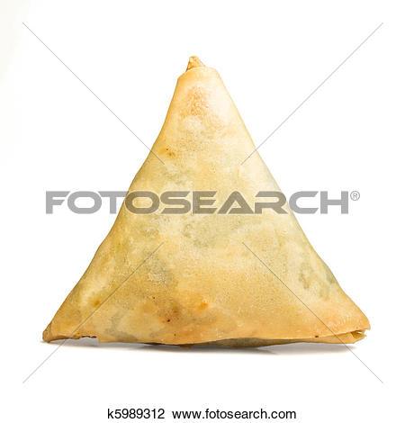 Stock Photo of samosas k5549452.