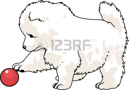 89 Samoyed Stock Vector Illustration And Royalty Free Samoyed Clipart.
