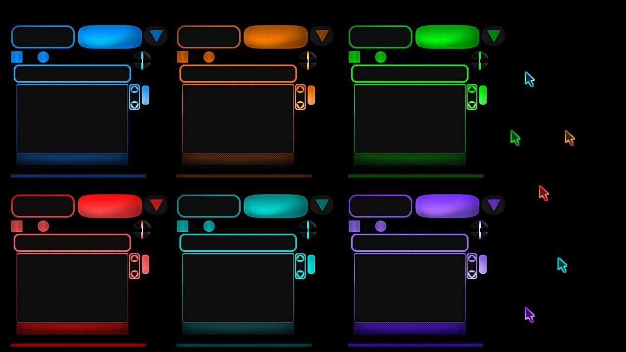 [SaMp Mod] SaMpGui Color.
