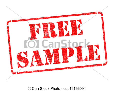 Free samples of clipart.