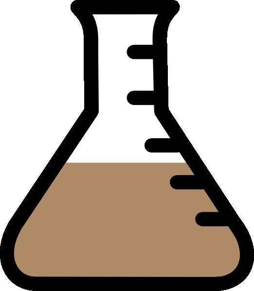 Beaker Clipart Transparent Background.