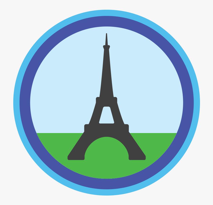 Transparent Eiffel Tower Png.