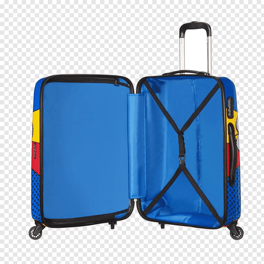 American Tourister Suitcase Baggage Samsonite Hand luggage.