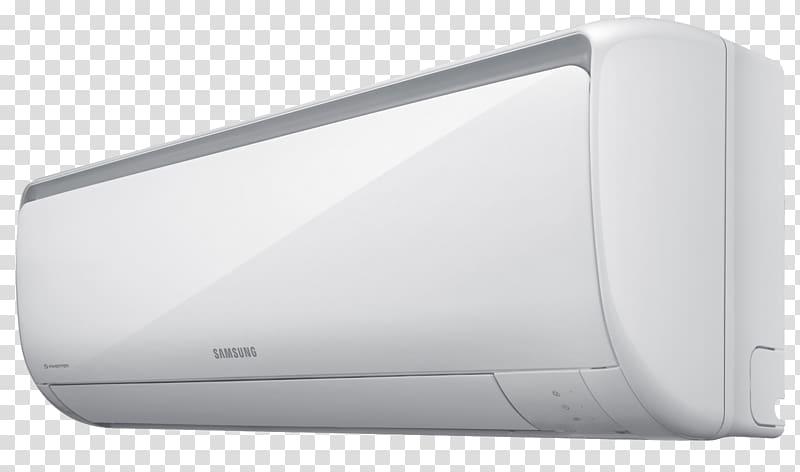White Samsung split.