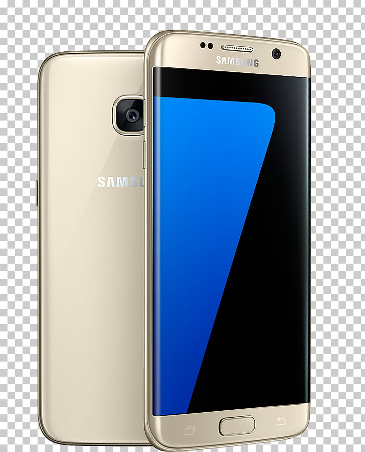 Samsung GALAXY S7 Edge Android Gold Telephone, samsung.