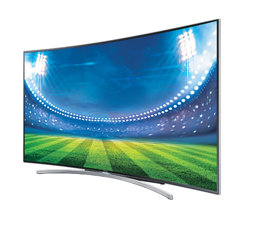 Samsung Curved Tv Png Vector, Clipart, PSD.