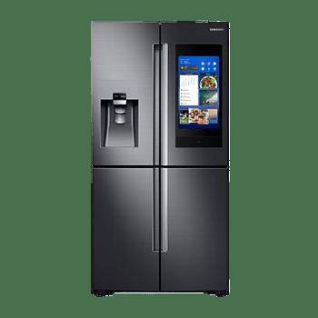 Samsung Refrigerator transparent PNG.