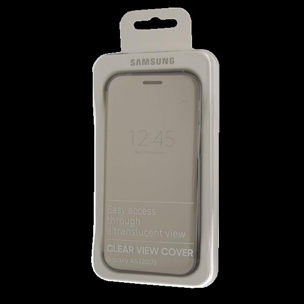 Samsung Clear View Case for Samsung Galaxy A5 (2017).