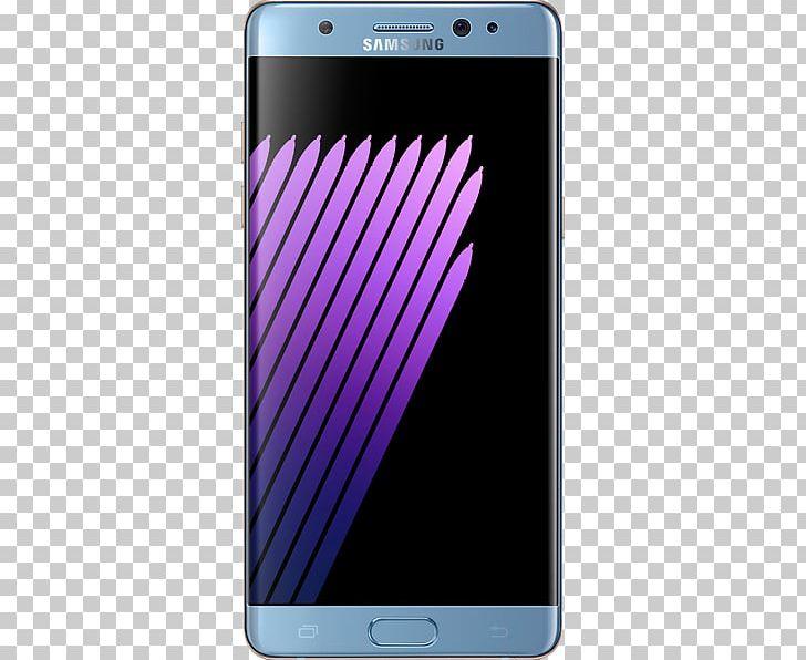 Samsung Galaxy Note 7 Smartphone Samsung Galaxy S7 Android.
