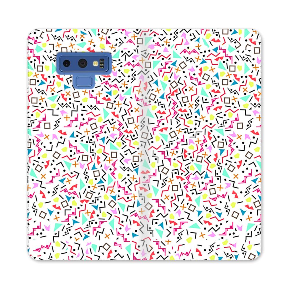 Clip Art Samsung Galaxy Note 9 Wallet Case.
