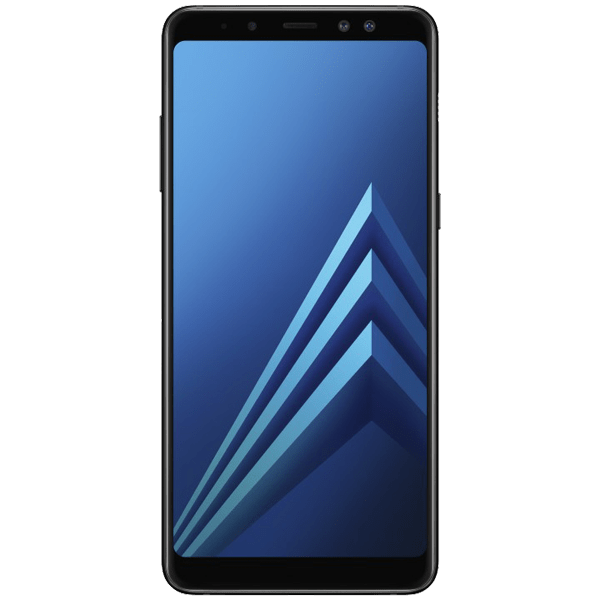 Samsung Galaxy A8 transparent PNG.