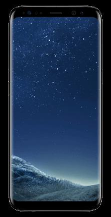 Samsung Galaxy S8+ (Black) (G955U1C).