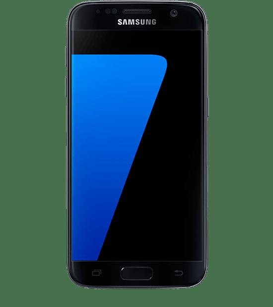 Samsung Galaxy S7 transparent PNG.