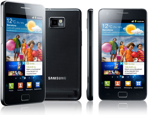 A Samsung Galaxy S II User Review.