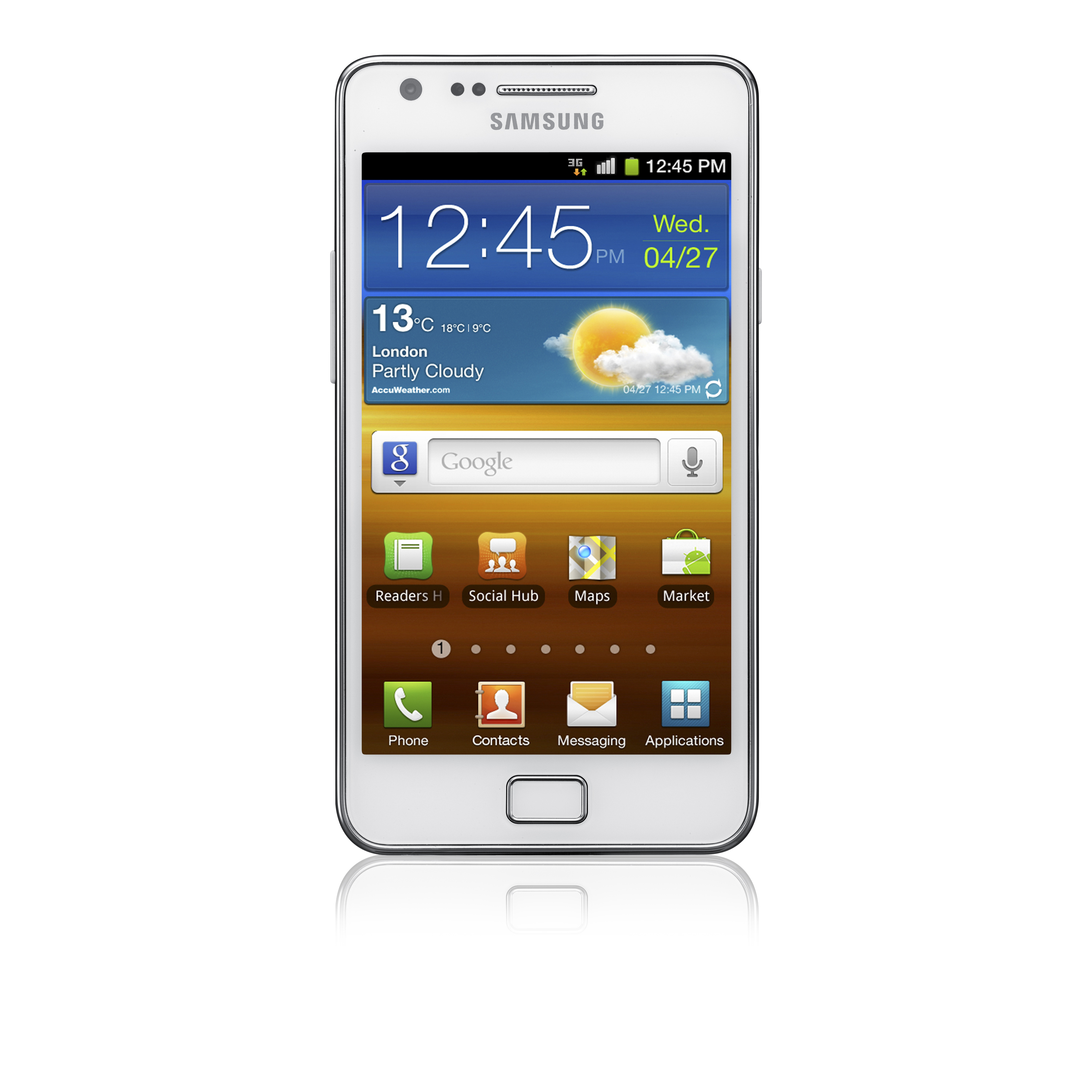 Samsung Galaxy S2 News and Information.