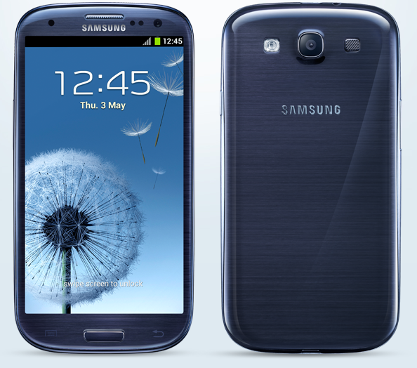 Samsung Launches Music Hub For Galaxy S3.