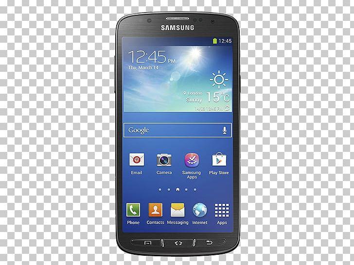 Samsung Galaxy S4 Mini Samsung Galaxy S6 Active Smartphone.