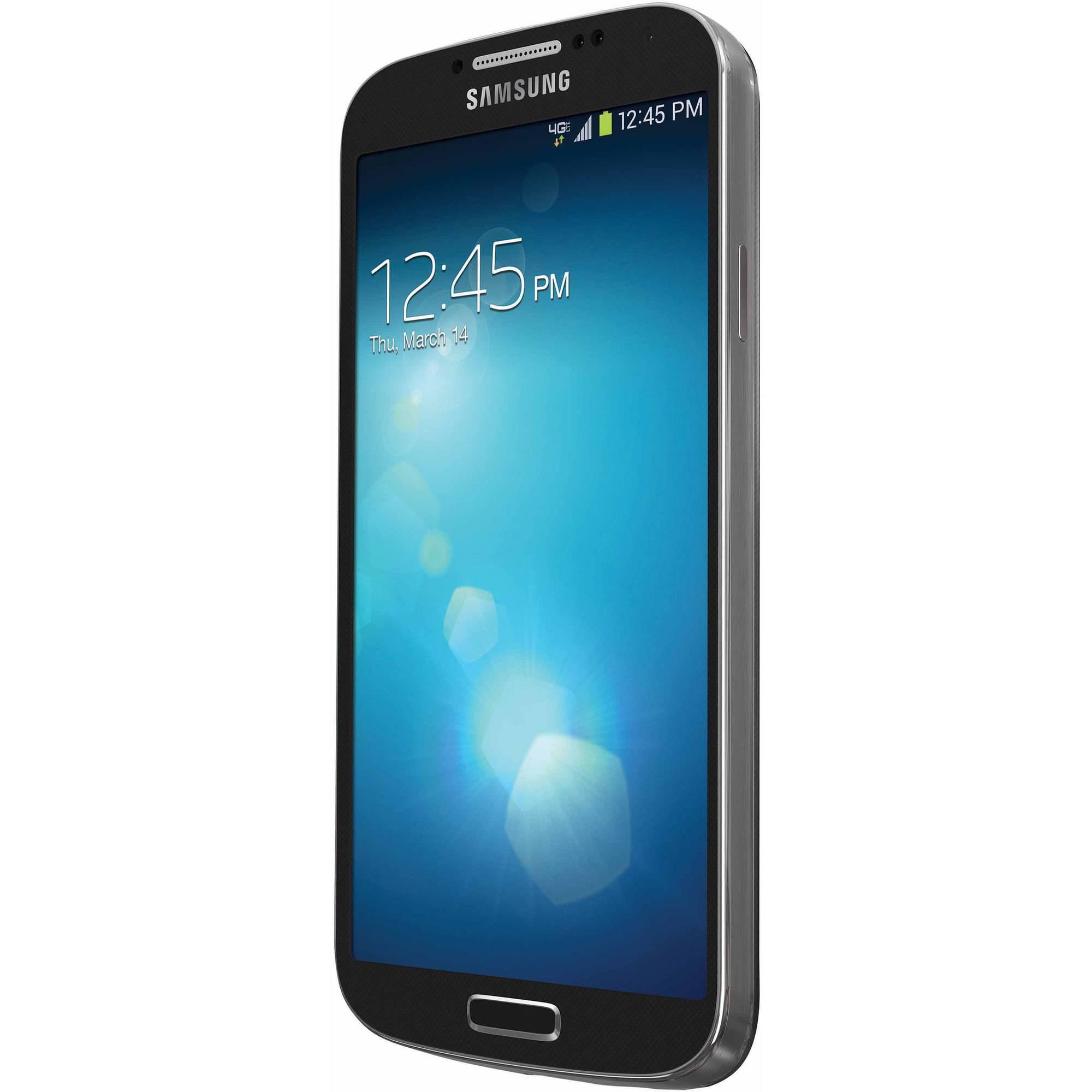 Verizon Samsung Galaxy S4 Prepaid Smartphone.