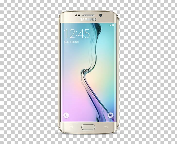 Samsung GALAXY S7 Edge Samsung Galaxy S6 Edge Android 4G PNG.