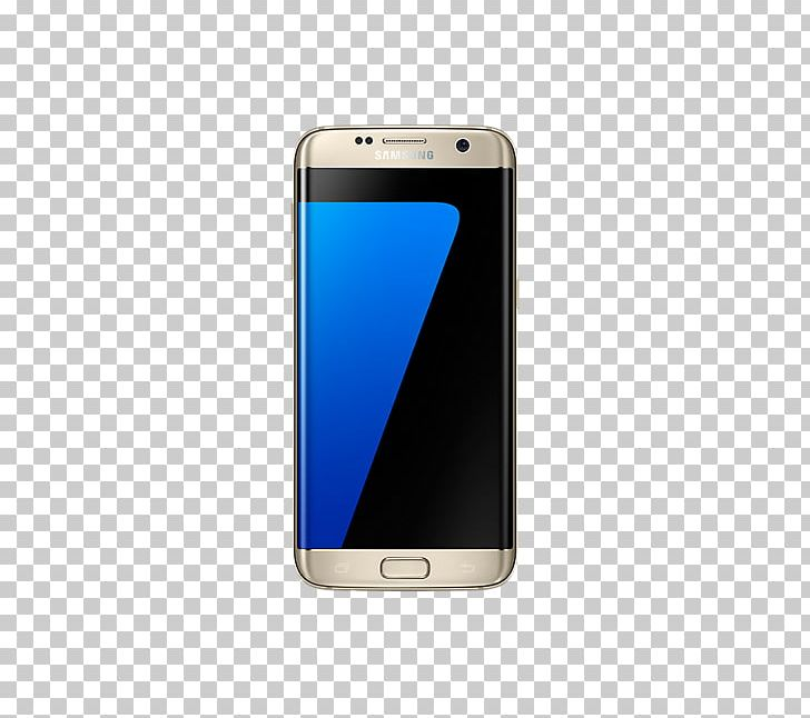 Samsung Galaxy S7 Edge PNG, Clipart, Android, Electric Blue.
