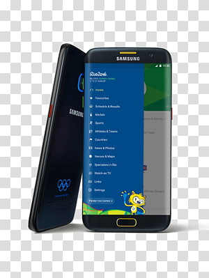 Galaxy S7 Edge PNG clipart images free download.