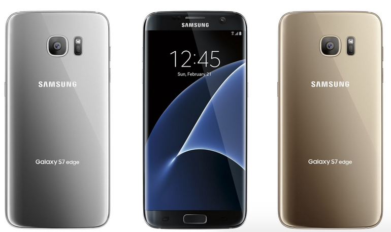 Samsung Galaxy S7 Png (+).