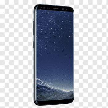 Samsung Galaxy S8 cutout PNG & clipart images.