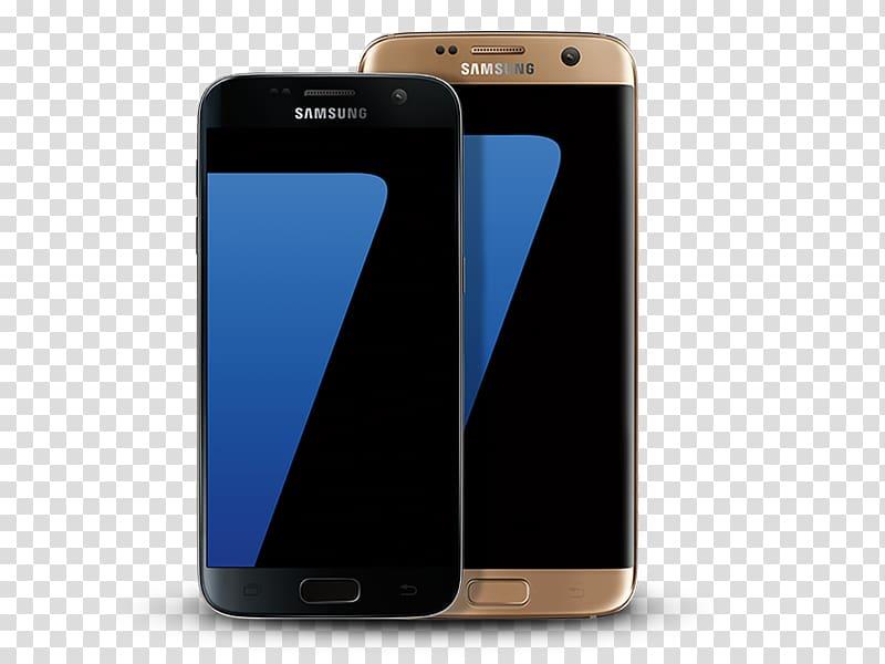Smartphone Feature phone Samsung GALAXY S7 Edge Apple iPhone.
