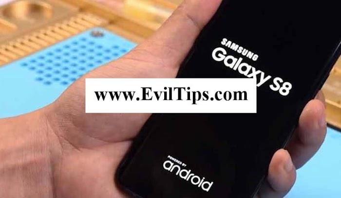 Galaxy S8 Stuck at Samsung Logo in Bootloop.